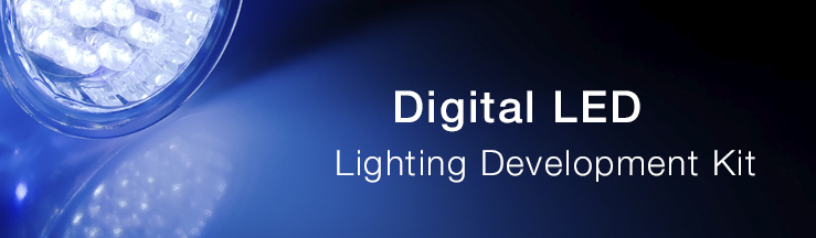 Digital LED Development Kit